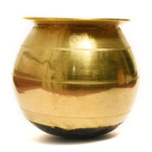 bronze cooking pot online shopping