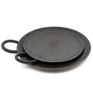 buy seasoned iron dosa tawa