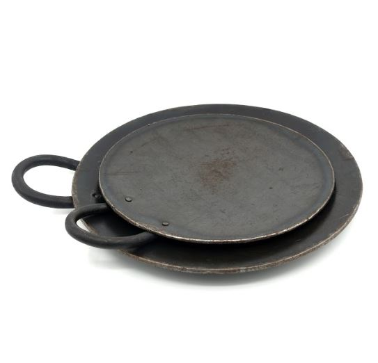 buy seasoned iron dosa tawa