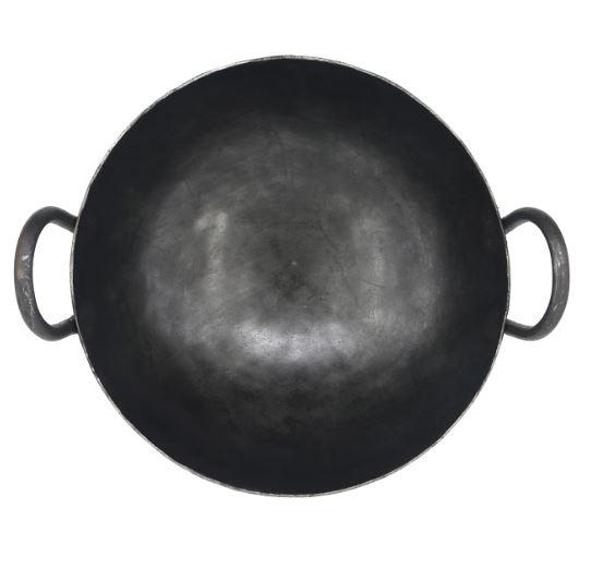 buy seasoned iron kadai online