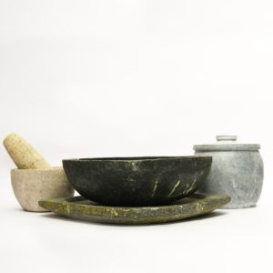 Soapstone Cookware