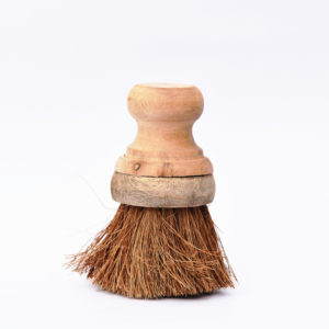 cleaning brush with top handle