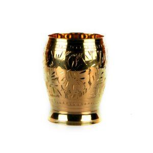 buy brass glass