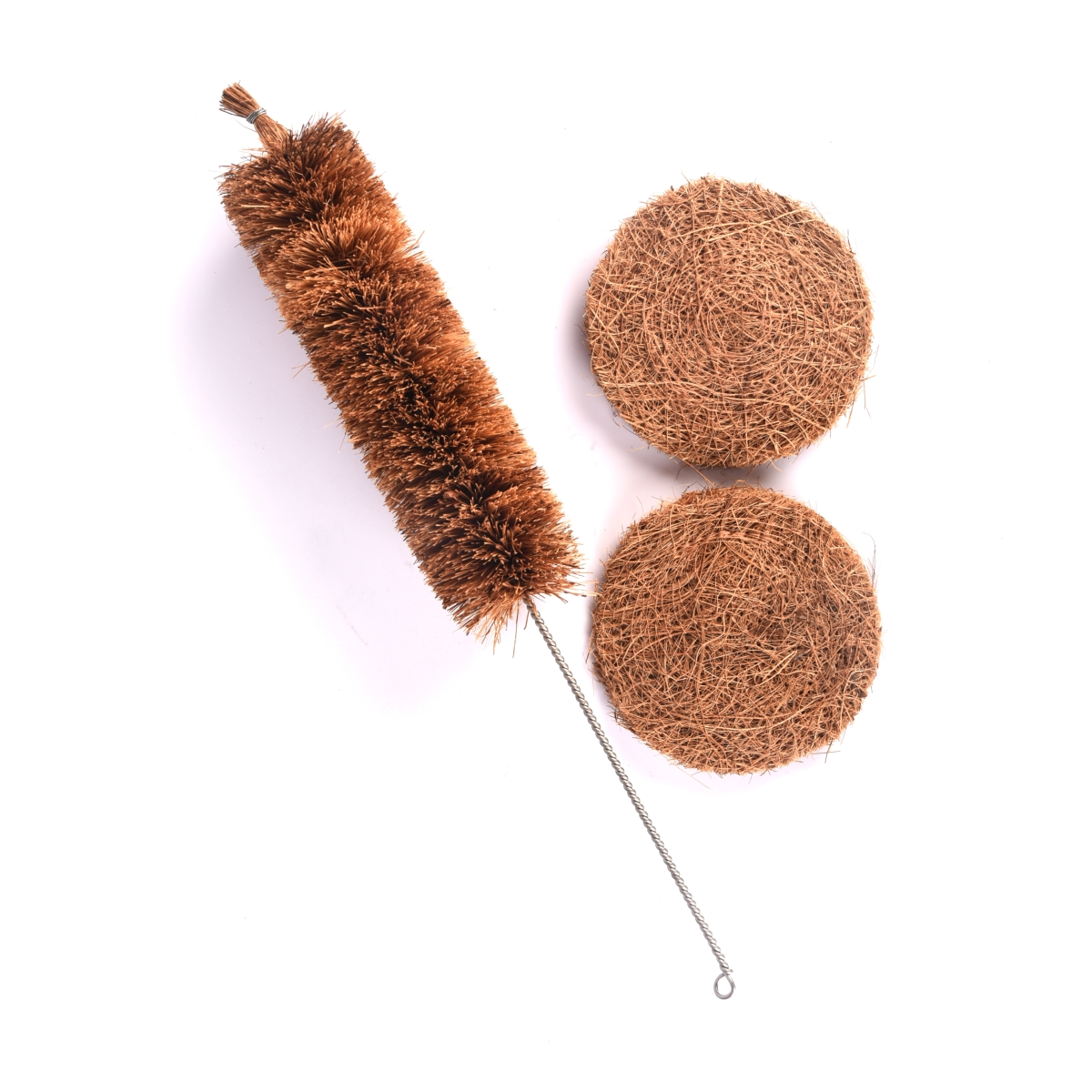 kitchen cleaning brush set
