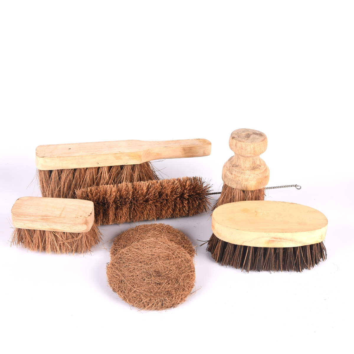 household cleaning brushes