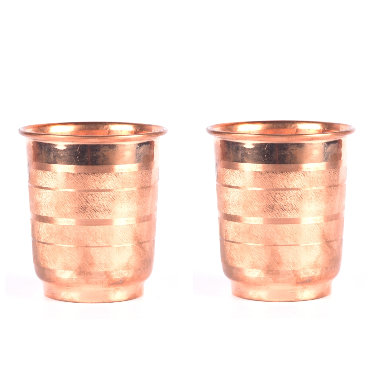 copper glassware set