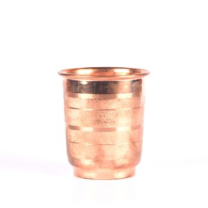 designer copper glass