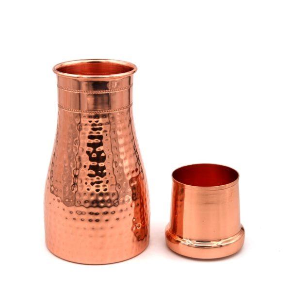 Copper Bedside Carafe