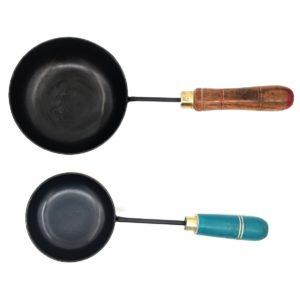 hard anodized tadka pan