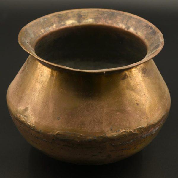 brass cook pot online shopping