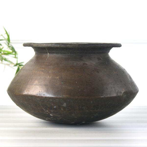 antique biriyani pot